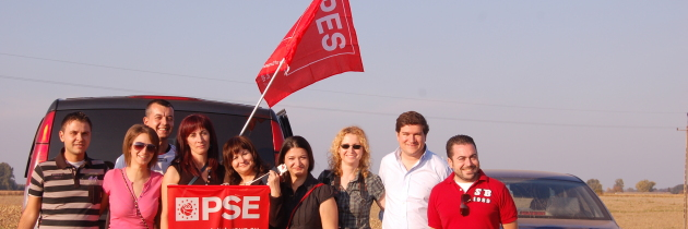 7 activisti PES in campanie in Polonia