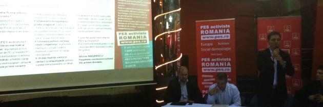 ASD Vest la Arad: a 5-a ediție a Academiei Social Democrate