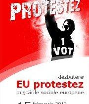 "Dezbaterile nationale ""EU protestez"""