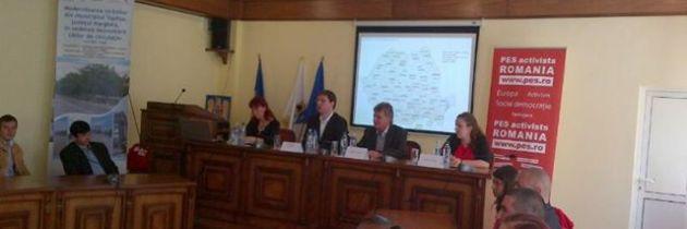 Dezbatere Garantia pentru Tineret în Harghita