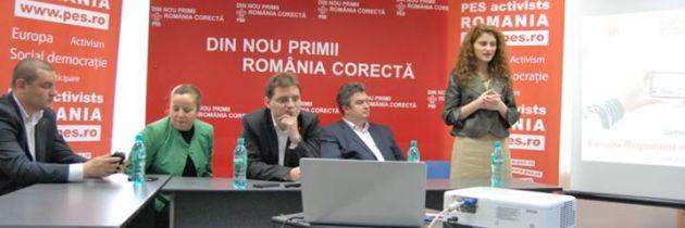 Dezbatere Europa Regiunilor la Suceava