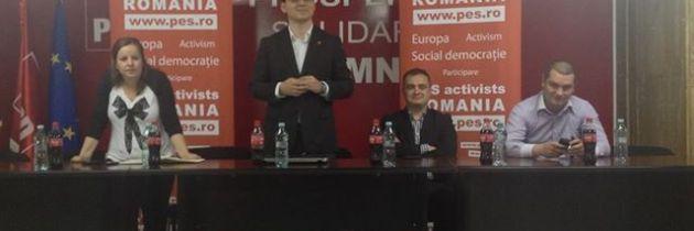 Dezbatere Garanția pentru Tineret la Brașov