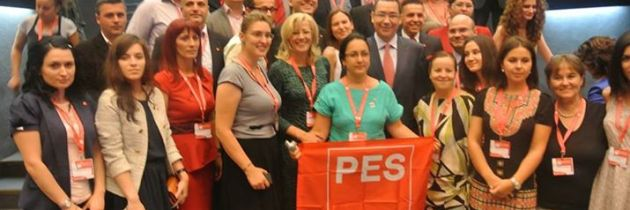 PES activists România: cea mai mare delegație la Consiliul PES alături de premierul Victor Ponta