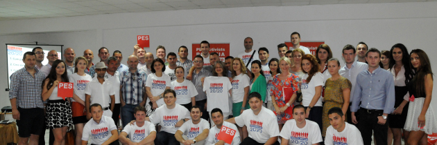 Școala de Vară PES activists România