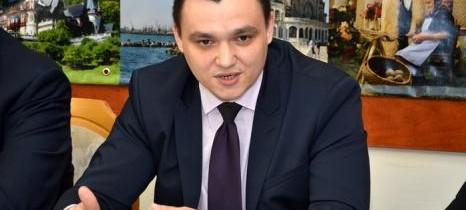 Liviu Sabău este noul preşedinte al PSD Oradea.