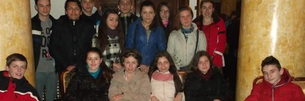 """""""Șansa la cultură""""- PES Activists Galați"""