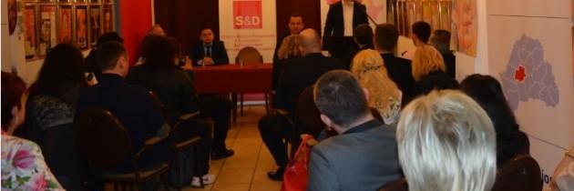 Euroaleșii Negrescu și Pavel lansează Delegația Transilvaniei la Bruxelles