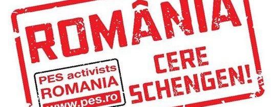 """PES Activists România lansează campania """"România cere Schengen!"""""""