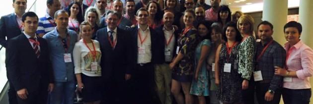 PES activists România cea mai importantă delegaţie la Congresul Partidului Socialiştilor Europeni