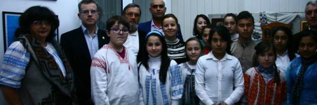 """Șansa la cultură""- PES Activists Dâmbovița"
