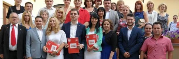 Raluca Simu este noul preşedinte PES Activists Maramureş