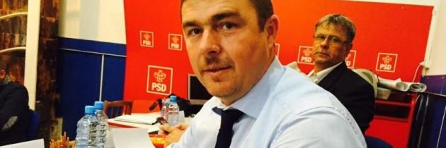 """Președintele PSD Mehedinți, Aladin Georgescu, a semnat petiția """"România cere Schengen"""""""