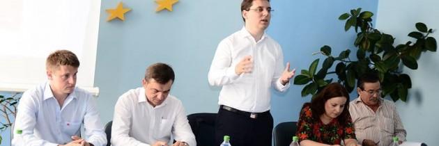Marius Bălean reales președinte PES Activists Caraș-Severin