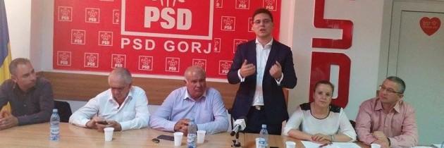 Radu Căliman, noul preşedinte PES Activist Gorj