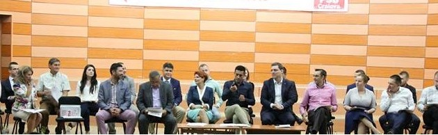 Cosmin Călin-președinte Pes Activists Craiova