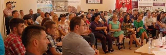 PES Activists Bistrița-Năsăud și-a ales conducerea