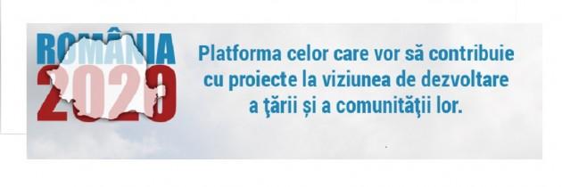 PES activists România lansează România2020.ro