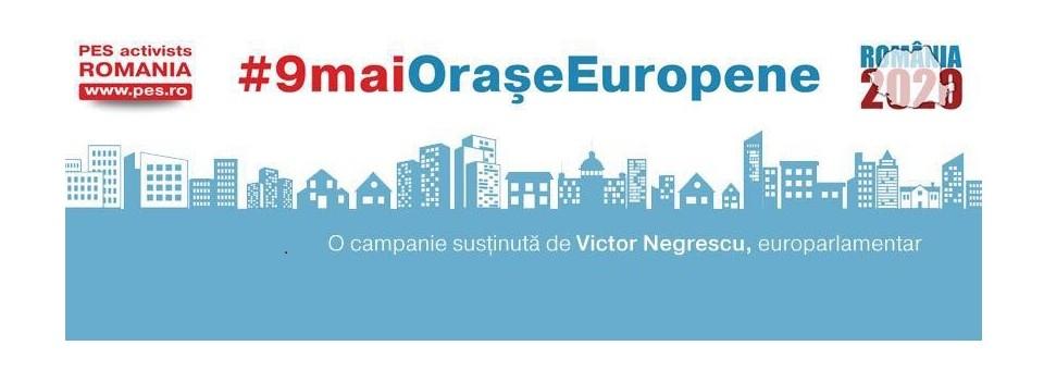 Campania PES activists România de ziua Europei