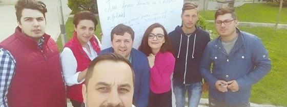 Campania de ziua Europei ajunge în Tulcea