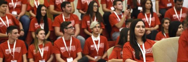 PES activists România lansează Pactul pentru Tineri / Act for Youth