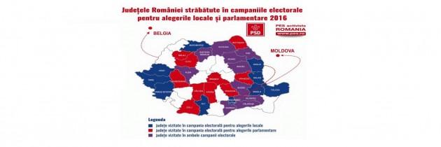 Muncă și spirit de echipă – PES activists România!