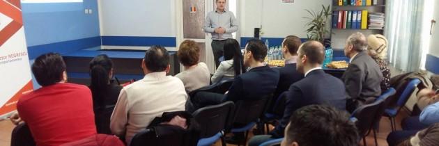 Training – Aleși locali PSD la primul mandat – județul Botoșani