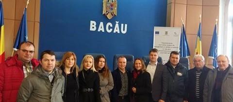 Training – Aleși locali PSD la primul mandat – județul Bacău