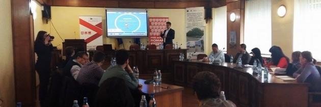 Training – Aleşi locali PSD la primul mandat – județul Harghita