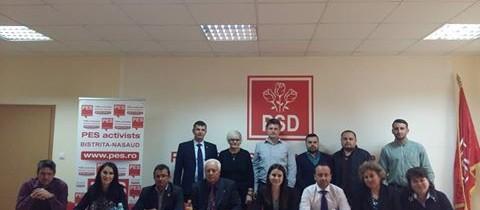 Training – Aleși locali PSD la primul mandat – judeețul Bistrița