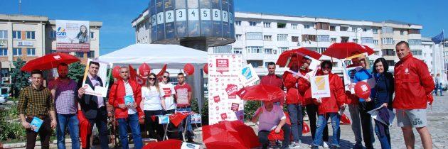 PES activists Suceava sprijină Planul European pentru Tineret#act4youth.
