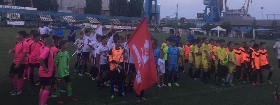 250 de sportivi din Giurgiu, Bucuresti, Zimnicea si Cernica au mizat pe sport.