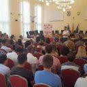 Sală plină de activiști PES la Bistrița-Năsăud!