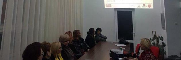 PES activists Neamţ- dezbateri despre viitoarea președinție română a Consiliului UE .
