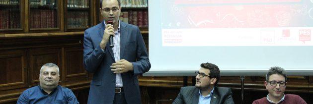 Dezbatere NOI și UE – Președinția României la Consiliul Uniunii Europene  organizată de  PES activists Dolj