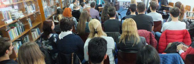 Noi și UE – Dezbatere Interactivă Organizată de PES activists Giurgiu în parteneriat cu Biblioteca Județeană Giurgiu