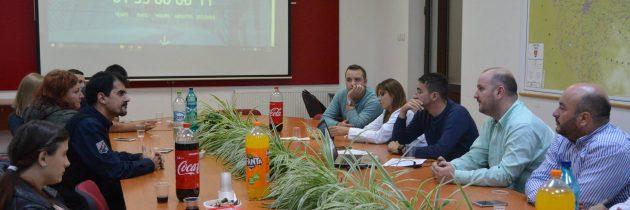 PES activists Timiș a început seria de dezbateri cu privire la Președinția României la Consiliului Uniunii Europene