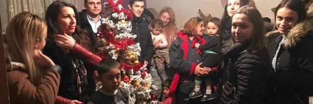 #Zâmbetul de Sarbători ajunge în comuna Dumbrava, județul Cluj.