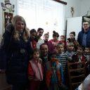 """Echipa PES activists Carei a adus#ZâmbetulDeSărbatorila copiii de la """"Casa de copii Speranta"""""""