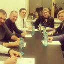 PES activists Romania-regiunea NE …. prieteni înainte de toate.
