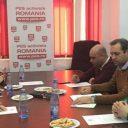 Regiunea Sud a PES activists România s-a întrunit, sâmbătă 03 martie 2018, la Giurgiu