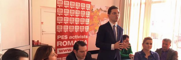 PES activists Prahova merge înainte cu o nouă echipă condusă de Sorin Stoian.
