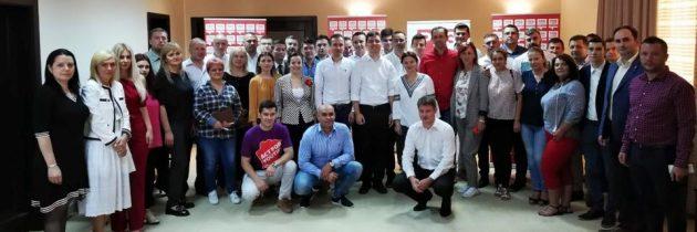 Biroul Permanent Național al PES activists Romania. Împreună spre Europa în 2019!