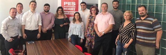 Regionala PES activists România – regiunea Nord-Est.