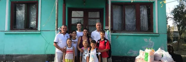 PES activists Argeș a început campania națională #PesteTotLaȘcoală.