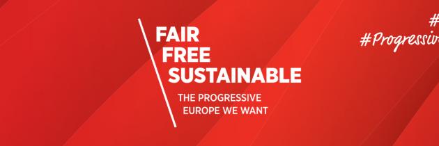 Vă informăm asupra faptului căPartidul Social Democratva fi reprezentat la Congresul PES de la Madrid prin intermediul a 10 reprezentanți ai organizației PES activists România.