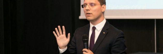 Mesajul lui Victor Negrescu la Congresul PES de la Madrid